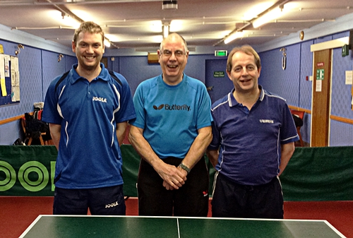 Coaches at Pudsey Bowling Club
